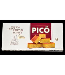 Gerösteter Eigelb Turrón Picó