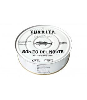 Bonito del Norte Escabeche Weißer Thunfisch in Marinade Yurrita 1,850 Kg