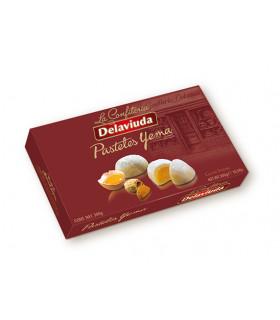 Pasteles de Yema Eigelb-Kuchen Delaviuda 300 g