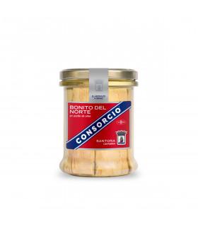 Weißer Thunfisch Bonito del Norte in Olivenöl Consorcio 400 gr