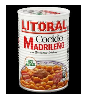 Cocido Madrileño Litoral 440 gr