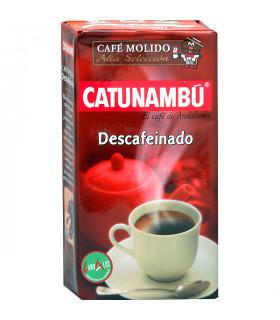 Catunambú Café Natural gemahlen koffeinfrei 250 gr
