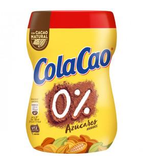 ColaCao 0% zugesetzte Zucker 300 gr
