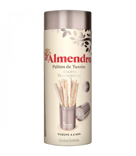 Traditionelle Turrón Sticks El Almendro 16 Stück 250 gr