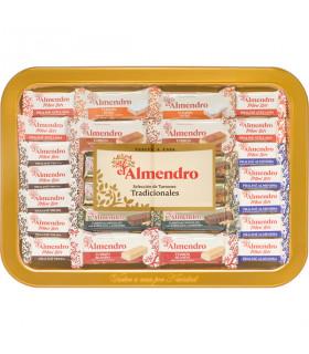 El Almendro Auswahl an traditionellen Turrón und Pralinen 400 g