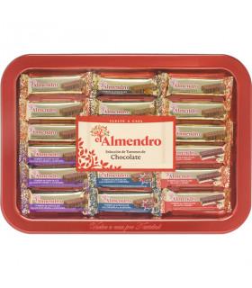 El Almendro Sondersortiment Schokoladen-Turrón 375 g