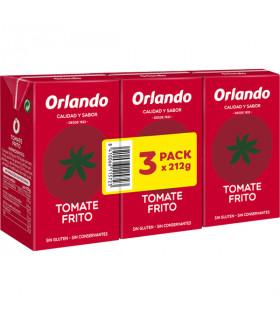 Tomatensauce Orlando 3x212 gr