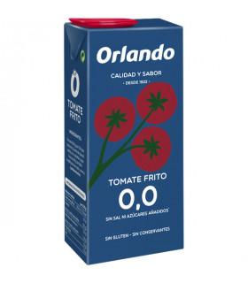 Tomatensauce ohne Salz und Zuckerzusatz Orlando 350 gr