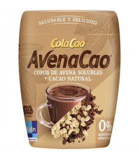 Avenacao lösliche Hafer mit natürlichem Kakao 0% Zuckerzusatz ColaCao 300 g