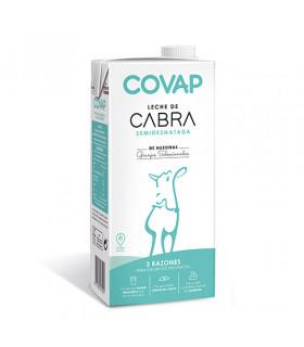 Ziegenmilch Fettarme Covap 1 L