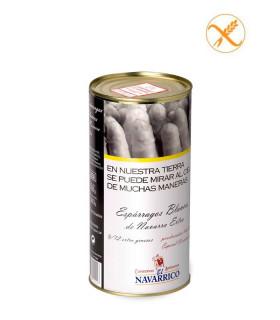 Esparragos Weißer Spargel 9-12 Cojonudos Navarrico 1 kg