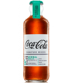 Coca-Cola Signature Mixers Herbal Notes