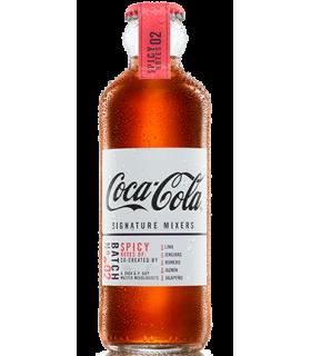 Coca-Cola Signature Mixers Spicy Notes 24 x 200 ml