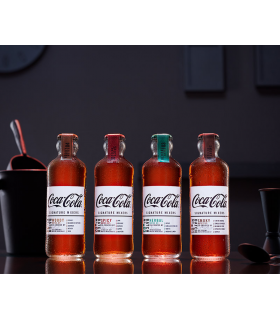 24 Coca-Cola Signature Mixers 6 x 4 x 200ml