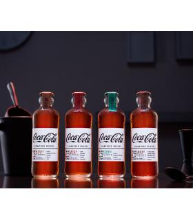 24 Coca-Cola Signature Mixers 6 x 4 x 200ml