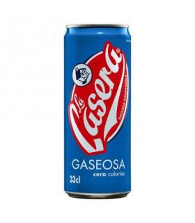 Gaseosa La Casera - 8 Dosen 33 cl