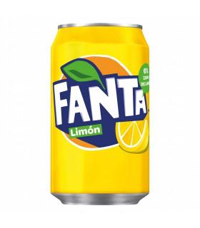 Fanta Limon 8 Dosen 33 cl