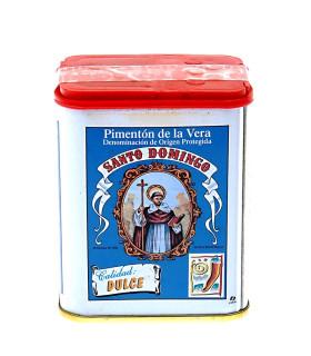 Geräuchertes Süsses Paprikapulver Pimenton de la Vera Santo Domingo 75 gr