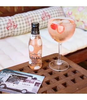 Sangria Lolea Mini No. 5 Rosé - 24 Flaschen 20 cl