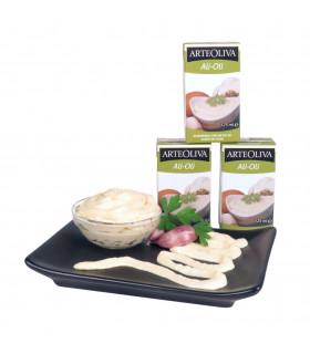 Alioli Sauce Arteoliva 3 x 125 ml