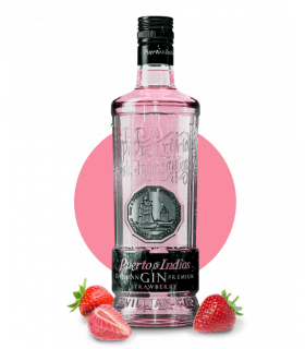 Puerto de Indias Strawberry Gin 70 cl