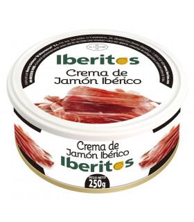 Jamón Ibérico Creme Iberitos 250 gr