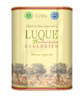 Natives Olivenöl Extra Bio Luque 3L