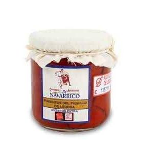 Piquillo Paprika aus Lodosa El Navarrico