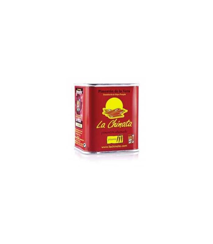 Geräuchertes Paprikapulver scharf La Chinata 70 gr