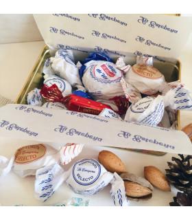 Weihnachten Sortiment Dose La Estepeña