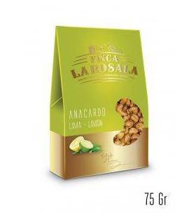 Cashewnüsse mit Zitrone und Limette Finca la Rosala