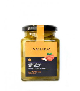 Oliven gefüllt mit Mandeln Inmensa