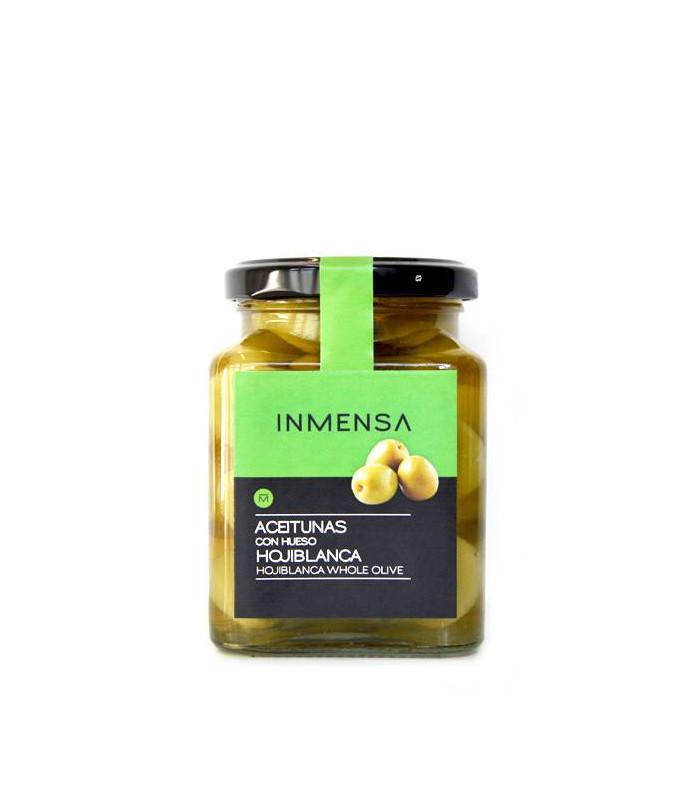 Hojiblanca Oliven Aceitunas Hojiblanca Inmensa
