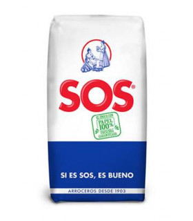 Reis Arroz Clásico SOS 1 Kg