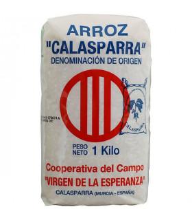 Reis Arroz D.O. Calasparra 1kg Virgen de la Esperanza