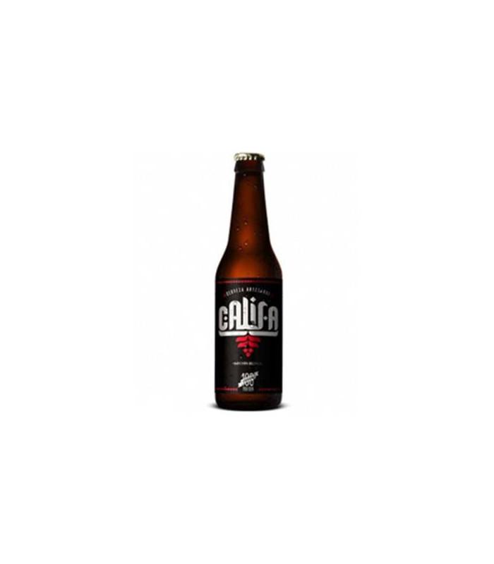 Craft Bier Cerveza artesanal Califa Morena