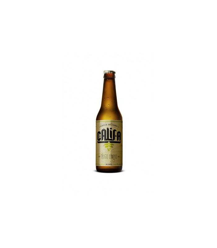 Craft Bier Cerveza artesanal Califa Trigo Limpio