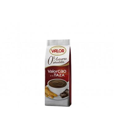 Chocolate A La Taza Valorcao Trinkschokolade Ohne Zuckerzusatz 200 Gr
