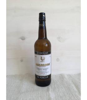 Weißwein Fino Amargoso Bodegas El Gallo Montilla Moriles