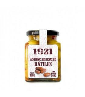 karamellisierte Oliven gefüllt mit Datteln Inmensa