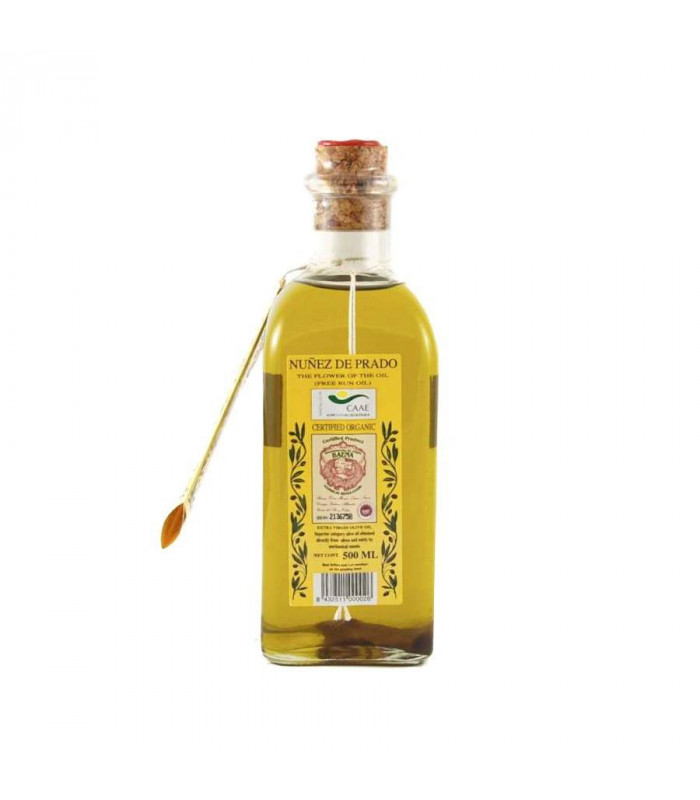 Nuñez de Prado Olivenöl Blume des Öls 500 ml