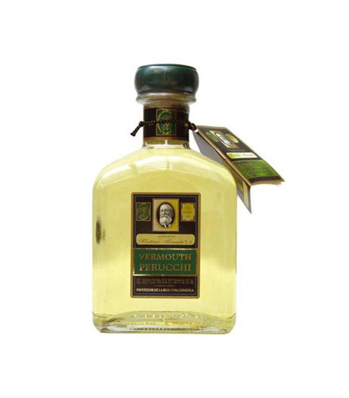 12 Vermouth Perucchi Weiss 7 cl