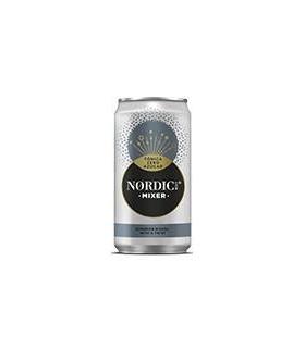 Nordic Mist Tonic Water Zero Kalorien - 24 Dosen 25 cl