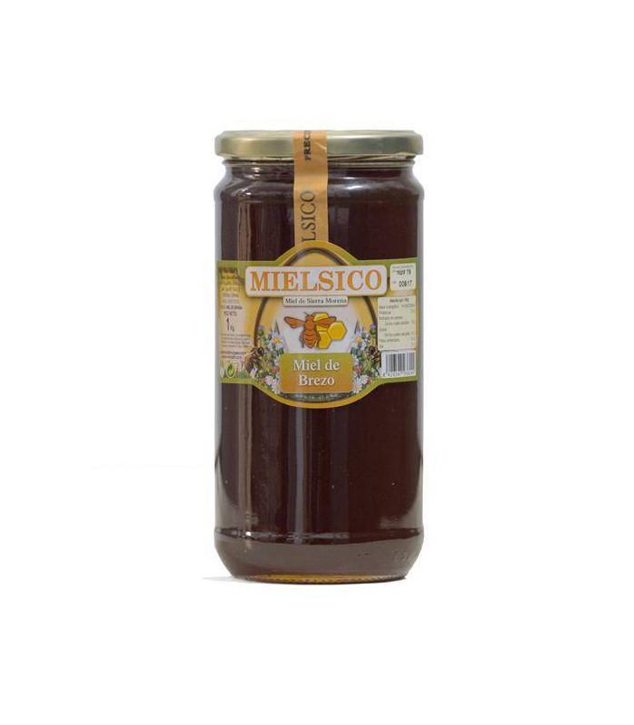 Heidekraut Honig Miel de Brezo Mielsico 1Kg