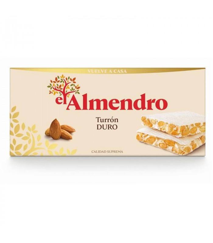 Turrón duro El Almendro - Harter Turrón aus Mandeln