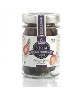 Schwarze Zwiebel Bio Cebolla Negra La Abuela Carmen 120 g