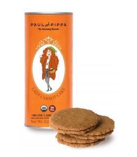Paul & Pippa BIO Kekse - Carrot Cake