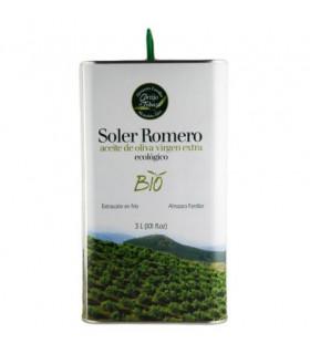 Soler Romero Picual Bio 3 L