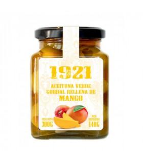 Oliven gefüllt mit Mango 300 g