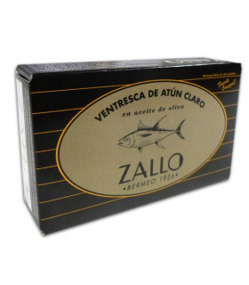 Ventresca Thunfish Zallo 112 g